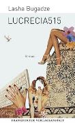 Cover-Bild zu Bugadze, Lasha: LUCRECIA515
