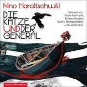 Cover-Bild zu Haratischwili, Nino: Die Katze und der General