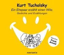 Cover-Bild zu Ein Ehepaar erzählt einen Witz (Sonderausgabe) von Tucholsky, Kurt