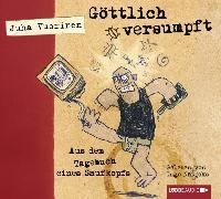 Cover-Bild zu Göttlich versumpft von Vuorinen, Juha