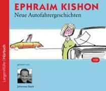 Cover-Bild zu Neue Autofahrergeschichten (CD) von Kishon, Ephraim