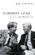 Cover-Bild zu Magenau, Jörg: Schmidt - Lenz (eBook)