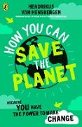 Cover-Bild zu How You Can Save the Planet (eBook)
