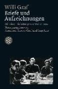 Cover-Bild zu Briefe und Aufzeichnungen von Graf, Willi