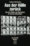 Cover-Bild zu Aus der Hölle zurück von Sobolewicz, Tadeusz