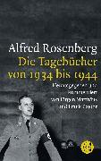 Cover-Bild zu Alfred Rosenberg von Matthäus, Jürgen (Hrsg.)