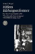 Cover-Bild zu Hitlers Bildungsreformer von Nagel, Anne C.