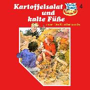 Cover-Bild zu Pizzabande, Folge 4: Kartoffelsalat und kalte Füße (oder die Knatterbande) (Audio Download) von Caspari, Tina