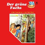 Cover-Bild zu Pizzabande, Folge 5: Der grüne Fuchs (oder Gänsehaut zum Nachtisch) (Audio Download) von Caspari, Tina