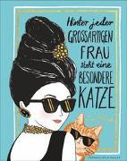 Cover-Bild zu Hinter jeder großartigen Frau steht eine besondere Katze von Mayo, Lulu