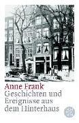 Cover-Bild zu Geschichten und Ereignisse aus dem Hinterhaus von Frank, Anne