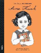 Cover-Bild zu Anne Frank von Sánchez Vegara, María Isabel