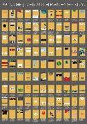 Cover-Bild zu 99 Bücher, die man gelesen haben muss von Riva Verlag