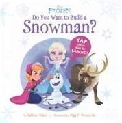 Cover-Bild zu Do You Want to Build a Snowman? von Glass, Calliope