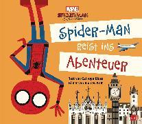 Cover-Bild zu Marvel Spider-Man reist ins Abenteuer (eBook) von Glass, Calliope