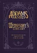 Cover-Bild zu The Addams Family: Wednesday's Library von Glass, Calliope
