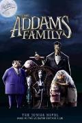 Cover-Bild zu The Addams Family: The Junior Novel von Glass, Calliope