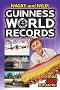 Cover-Bild zu Guinness World Records: Wacky and Wild! von Glass, Calliope