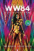 Cover-Bild zu Wonder Woman 1984: The Deluxe Junior Novel von Glass, Calliope