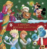 Cover-Bild zu Disney Christmas Storybook Collection von Disney Book Group