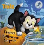 Cover-Bild zu Disney Tails Figaro's Halloween Surprise von Glass, Calliope