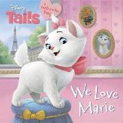 Cover-Bild zu Disney Tails We Love Marie von Glass, Calliope