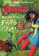 Cover-Bild zu Avengers: Ms. Marvel's Fists of Fury von Glass, Calliope
