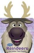 Cover-Bild zu Frozen Reindeers Are Better Than People von Disney Book Group