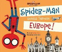 Cover-Bild zu Spider-Man: Far from Home: Spider-Man Swings Through Europe! von Glass, Calliope