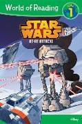 Cover-Bild zu Star Wars: At-At Attack! von Glass, Calliope