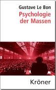 Cover-Bild zu Psychologie der Massen von Le Bon, Gustave