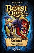 Cover-Bild zu Beast Quest 44 - Striatos, Plage der Prärie (eBook) von Blade, Adam