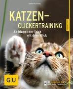 Cover-Bild zu Katzen-Clickertraining von Rüssel, Katja