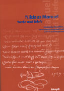 Cover-Bild zu Werke und Briefe von Manuel, Niklaus