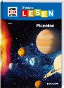 Cover-Bild zu WAS IST WAS Erstes Lesen Band 2. Planeten von Braun, Christina