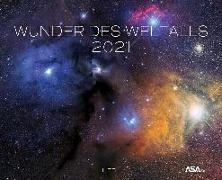 Cover-Bild zu Wunder des Weltalls mit ASA 2021 von ASA Astro Systeme Austria (Hrsg.)