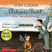 Cover-Bild zu Artemis Fowl - Die Verschwörung (Ein Artemis-Fowl-Roman 2) (Audio Download) von Colfer, Eoin