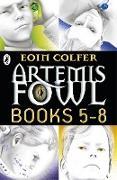 Cover-Bild zu Artemis Fowl: Books 5-8 (eBook) von Colfer, Eoin