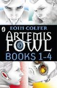 Cover-Bild zu Artemis Fowl: Books 1-4 (eBook) von Colfer, Eoin