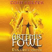 Cover-Bild zu Artemis Fowl, bind 8: Den sidste vogter (Audio Download) von Colfer, Eoin