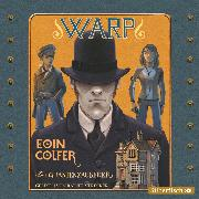 Cover-Bild zu WARP - Der Quantenzauberer (Audio Download) von Colfer, Eoin