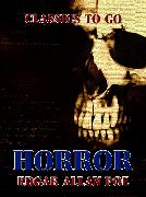 Cover-Bild zu Poe, Edgar Allan: Horror (eBook)