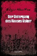 Cover-Bild zu Poe, Edgar Allan: Der Untergang des Hauses Usher (eBook)