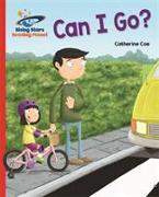 Cover-Bild zu Reading Planet - Can I Go? - Red A: Galaxy von Coe, Catherine