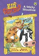 Cover-Bild zu Kid Cowboy: A Sticky Situation von Coe, Catherine