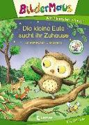 Cover-Bild zu Bildermaus - Die kleine Eule sucht ihr Zuhause von Moser, Annette