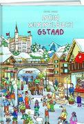 Cover-Bild zu Mein Wimmelbuch Gstaad von Geser, Celine