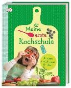 Cover-Bild zu Meine erste Kochschule von Krabbe, Wiebke (Übers.)