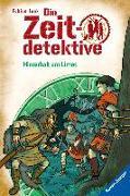Cover-Bild zu Lenk, Fabian: Die Zeitdetektive, Band 42: Hinterhalt am Limes