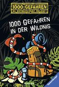 Cover-Bild zu Lenk, Fabian: 1000 Gefahren in der Wildnis